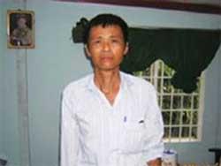 Mục sư Dương Kim Khải. RFA file Photo.